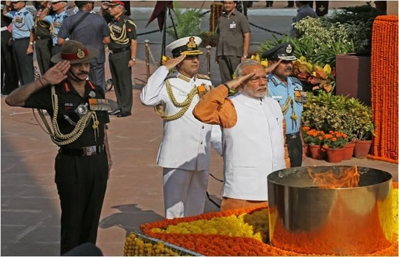 War memorial may replace Amar Jawan Jyoti as venue for paying tribute to fallen soldiers