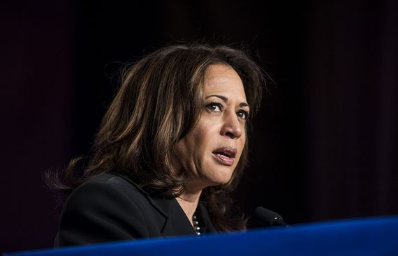 Seriously look at breaking up Facebook: Kamala Harris
