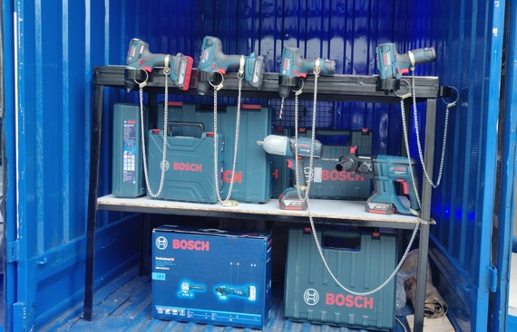 Bosch Power Tools Activates Cordless Experiential Mobile Vans across Multi-cities 'Cordless Matlab Bosch' - Introducing Experiential Mobile Vans to Unveil the Power of Cordless