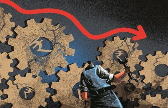 Why India's Eight Core Industries are Declining?