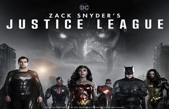 Zack Snyder's Justice League creates history on BookMyShow Stream with over 100,000 streams sold in just 3 days of its release!