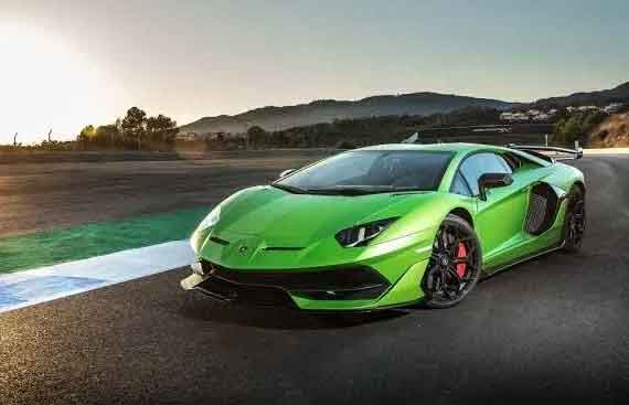 Lamborghini sales highest in South India