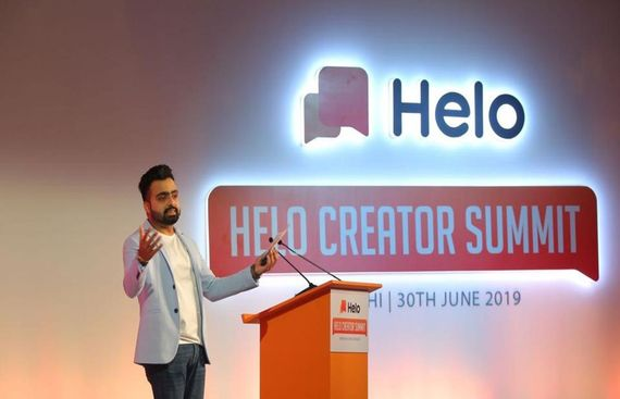 Over 50Mn Active Users on Helo in India Now