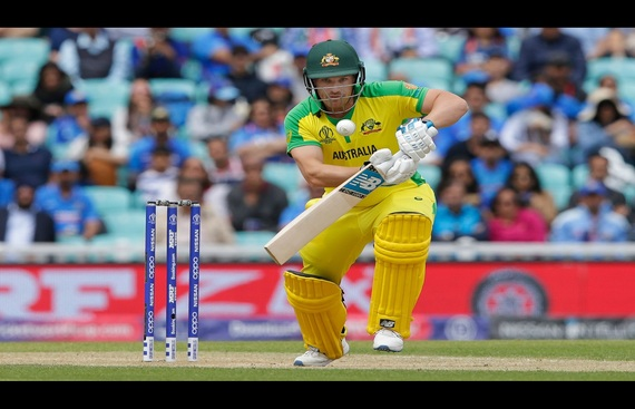 We were Outplayed, Admits Finch after India Drubbing