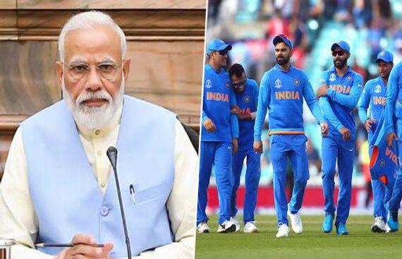 Prime Minister Narendra Modi wishes Kohli & boys luck