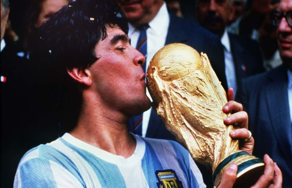 Diego Maradona Takes an Exit as a Legend leaving a Generation Glass Eyed