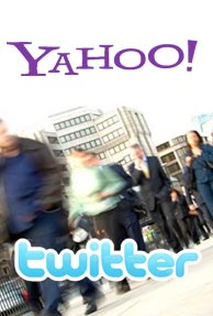 Yahoo, Twitter to boost up social features