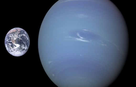 Celestial dance of two Neptune moons amazes twitterati