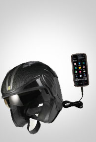 Helmet can charge mobile: Indian students
