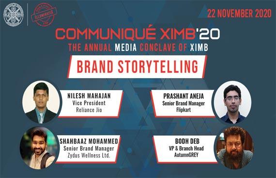 COMMUNIQUE 2020 - Annual Media Conclave of XIMB