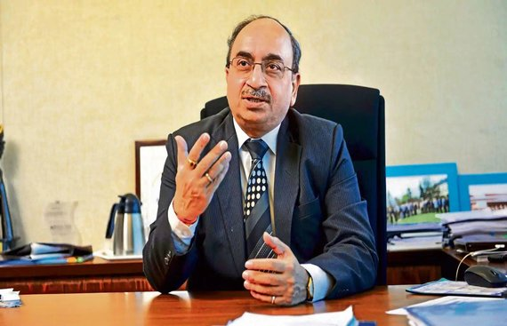 Dinesh Khara appointed new SBI Chairman