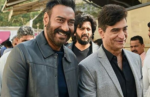 Ajay Devgn's next comedy with Indra Kumar titled 'Thank God'