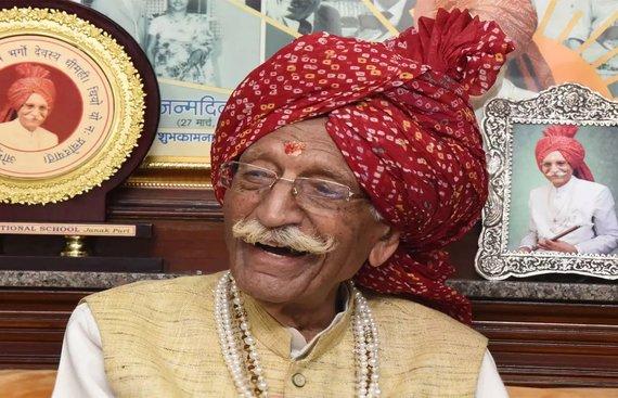 MDH owner Mahashay Dharampal Gulati passes away aged 97