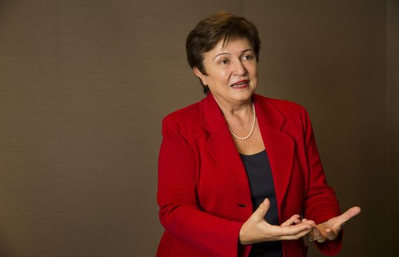 IMF to be Led by Bulgarian Economist Kristalina Georgieva
