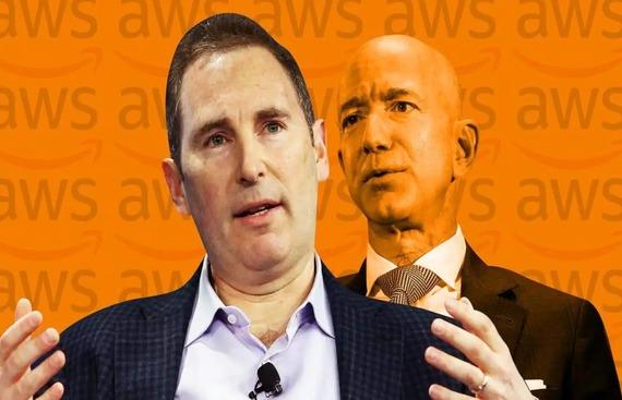 Meet Andy Jassy the new Amazon CEO