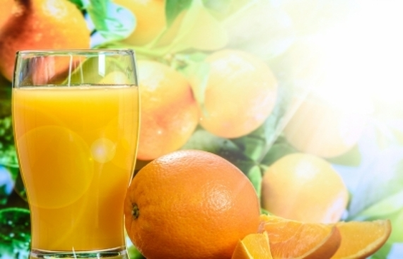Drinking orange juice daily may keep strokes at bay