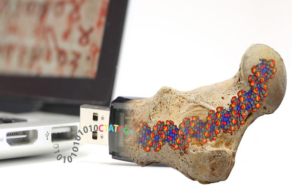 DNA is the Future of Data Storage