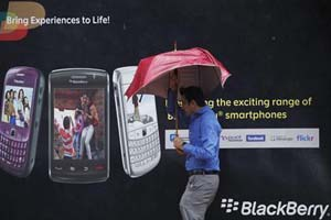 Indian Govt Finally Puts An End To BlackBerry Dispute