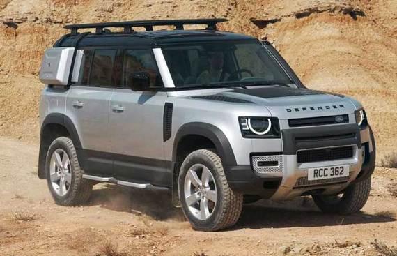Jaguar Land Rover Defender Enters Indian Market