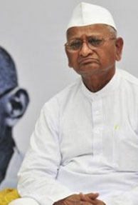 India against corruption: Anna Hazare sent to judicial custody
