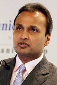 Anil Ambani Group Hit Record Low on 2G Probe News