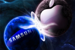 Apple Awarded $1 bn in Patent Fight with Samsung