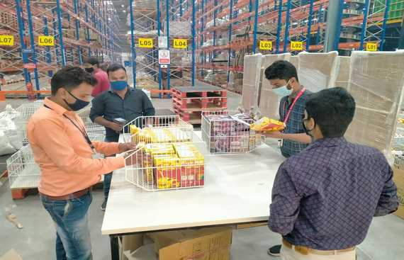 Flipkart opens first grocery centre in UP