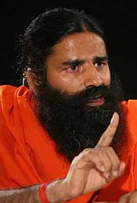 Ramdev's business empire worth over Rs.1,100 crore