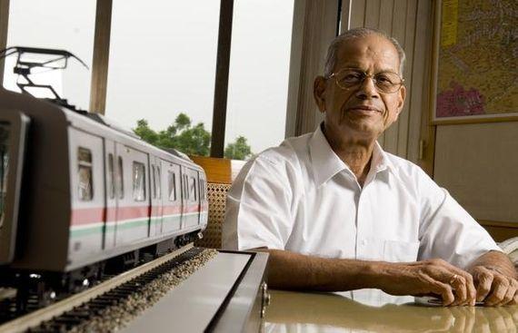 'Metro Man' Sreedharan to serve J&K now