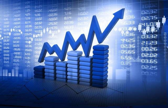 Nifty crosses 14,500 for the first time, Sensex hits fresh high