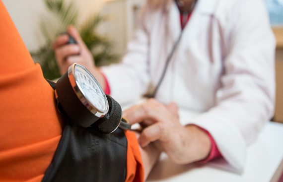 High blood pressure on the rise among older pregnant women