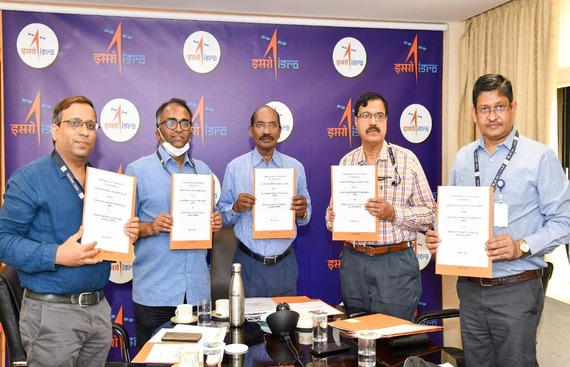 ISRO to set up 'Space Technology Incubation Center' at NIT Rourkela