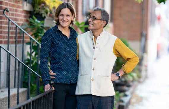 Nobel Laureate Duo Wants To Ensure Dignity For All