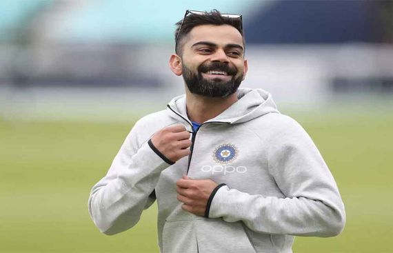 Brat to being responsible, role model Kohli turns new leaf