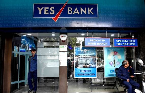 Yes Bank, SBI Cards top bought large cap stocks for MFs in March