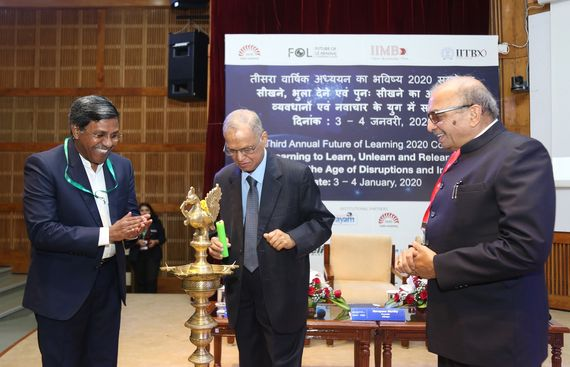 IIM Bengaluru Hosts the Third Edition of Annual Future of Learning Conference 2020
