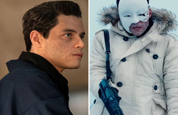 Rami Malek is an 'unsettling' Bond villain in new 'No Time to Die' Trailer