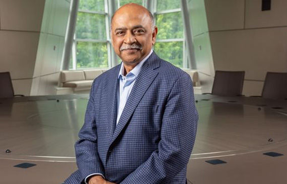 IBM names Indian-origin Arvind Krishna as CEO