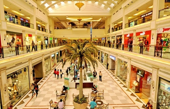 Delhi's DLF Promenade Plans to Re-instate with FASHIONATION