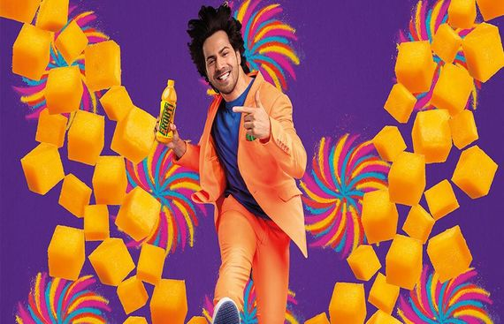 Varun Dhawan is the new Face for the brand Frooti, says Parle Agro