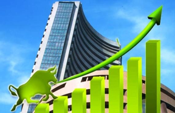 Global cues, positive macros push equities higher