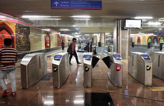 DMRC Plans to Roll out NFC Payments at Entry Gates