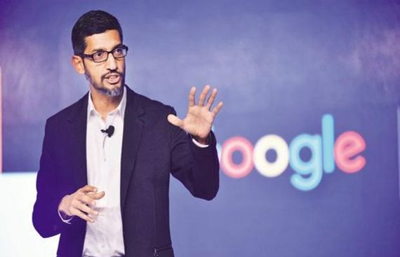 Google CEO bets big on YouTube for future growth