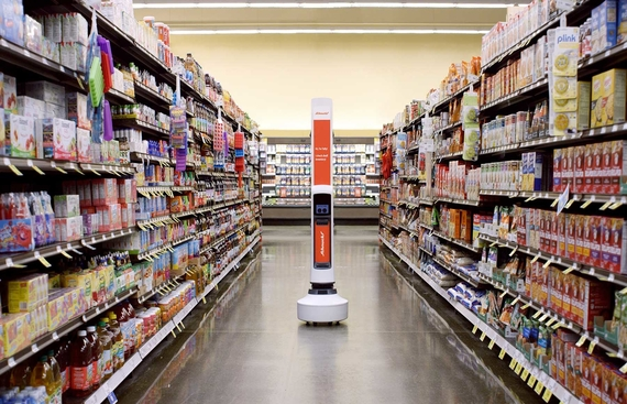 Kroger, Microsoft partner to develop connected grocery stores