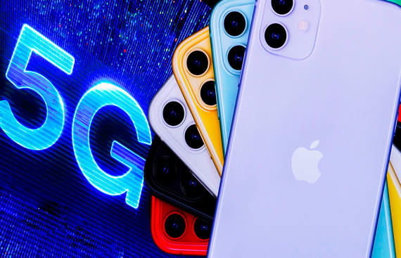 iPhones set to enter 5G era as Apple spruces up other products