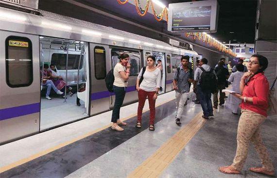Delhi plans free travel for women in Metro, DTC buses