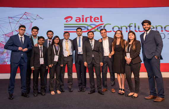 Akkado seamlessly executed the Grand Airtel Confluence 2018 event at the Taj Palace, New Delhi