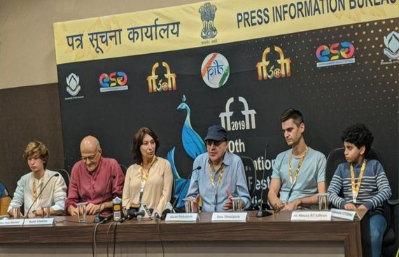 Stop Using Google Translate for Film synopsis: IFFI jury member