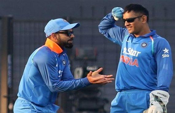 Kohli terms Dhoni's knock as 'classic'