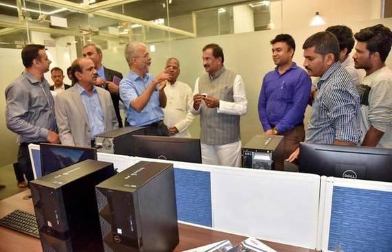 Centre to incubate electronics startups opened in Karnataka